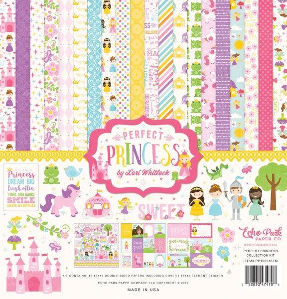 Perfect Princess Paper Pack