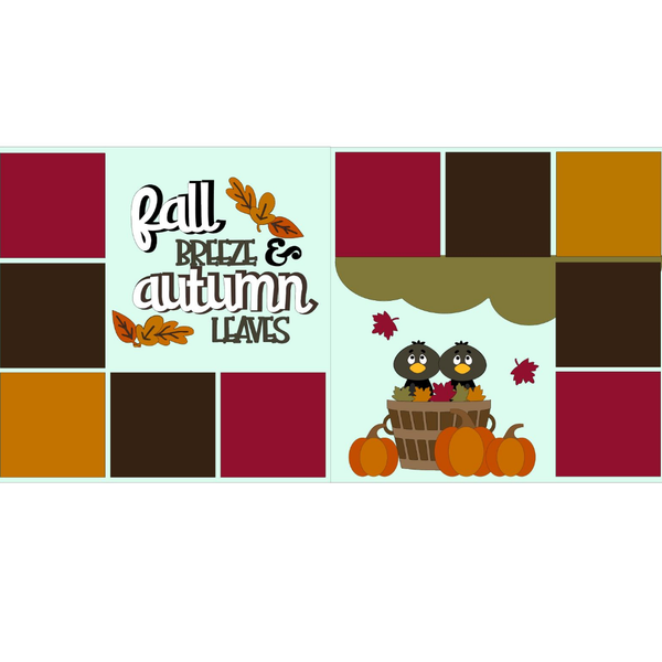 Fall Breeze & Autumn Leaves Kit