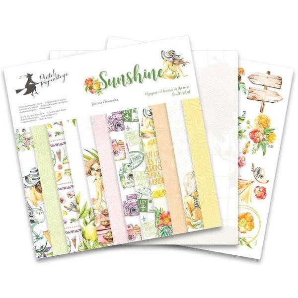Sunshine Paper Pad