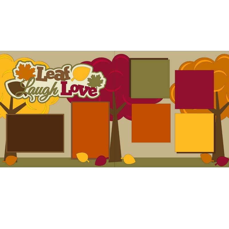 Leaf, Laugh, Love Kit
