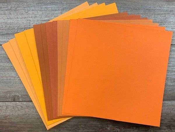 Orange Color Pack
