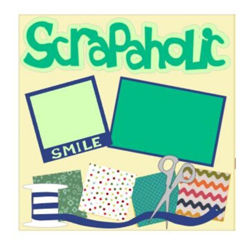 Scrapaholic Kit