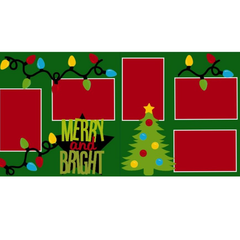 Merry and Bright Kit 2017
