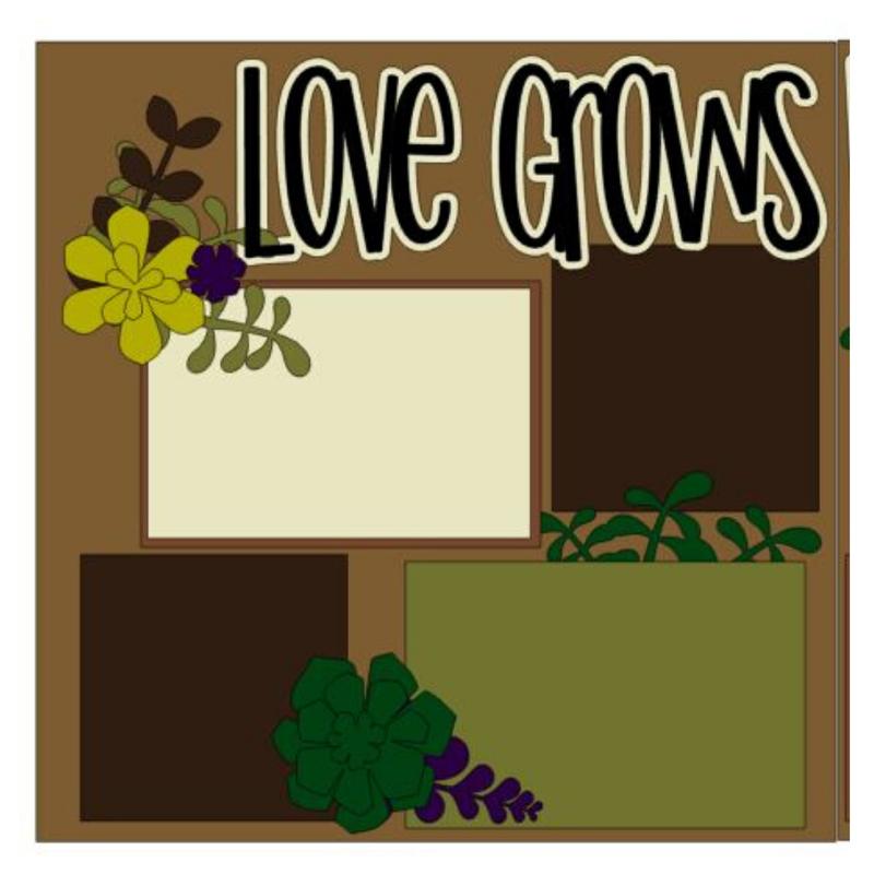 Love Grows Here DML Kit