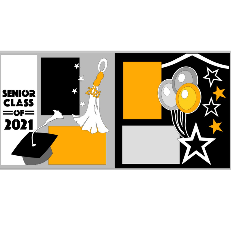 Senior Class of 2021 Kit Graduation