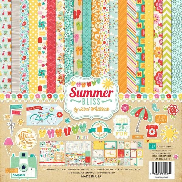 Summer Bliss Paper Pack