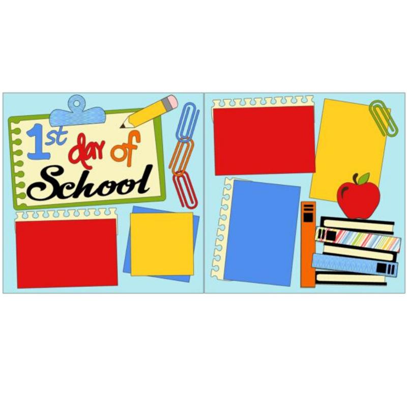 1st Day of School Kit