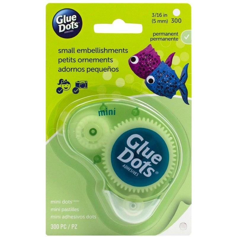 Glue Dots - Mini Dot and Go