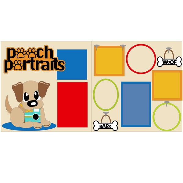 Pooch Portraits Kit