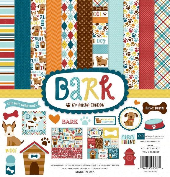 Bark Paper Pack
