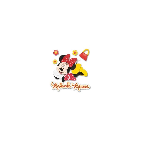 Minnie 3D Sticker