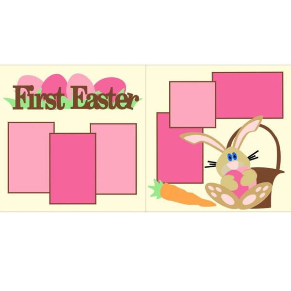 First Easter Pink kit