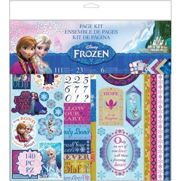 Disney Frozen Page Kit