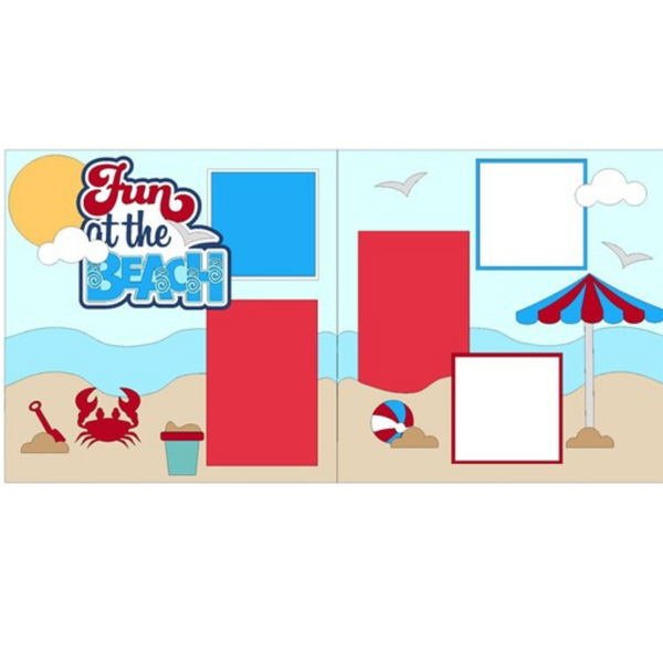 Fun at the Beach Crab Kit