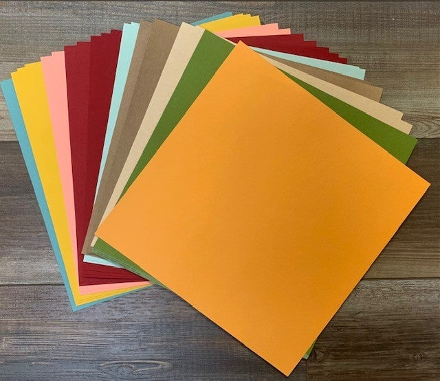 Cardstock Pack for Hello Today Qty 20 sheets