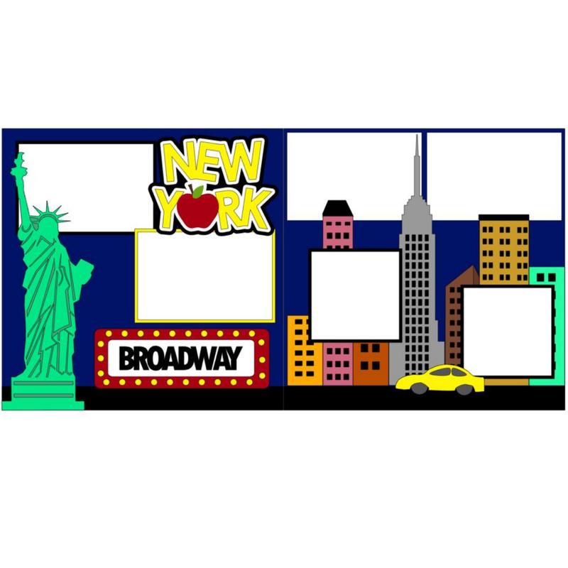 New York Skyline Kit