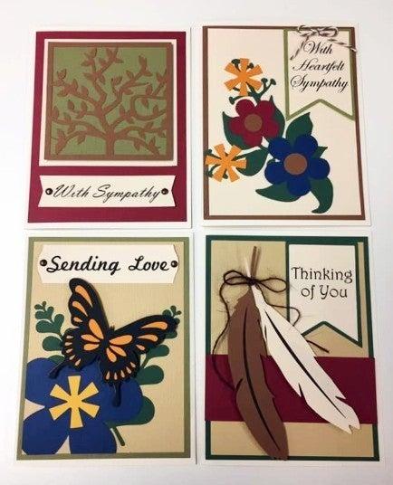 Sympathy Card Kit
