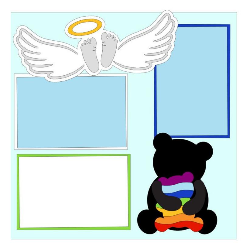 Rainbow Baby Kit
