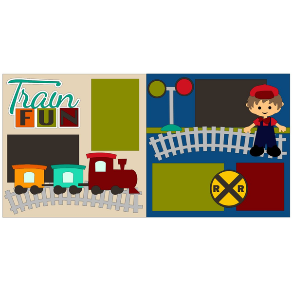 Train Fun Kit