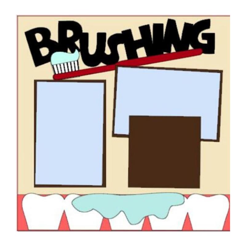 Brushing My Teeth Kit