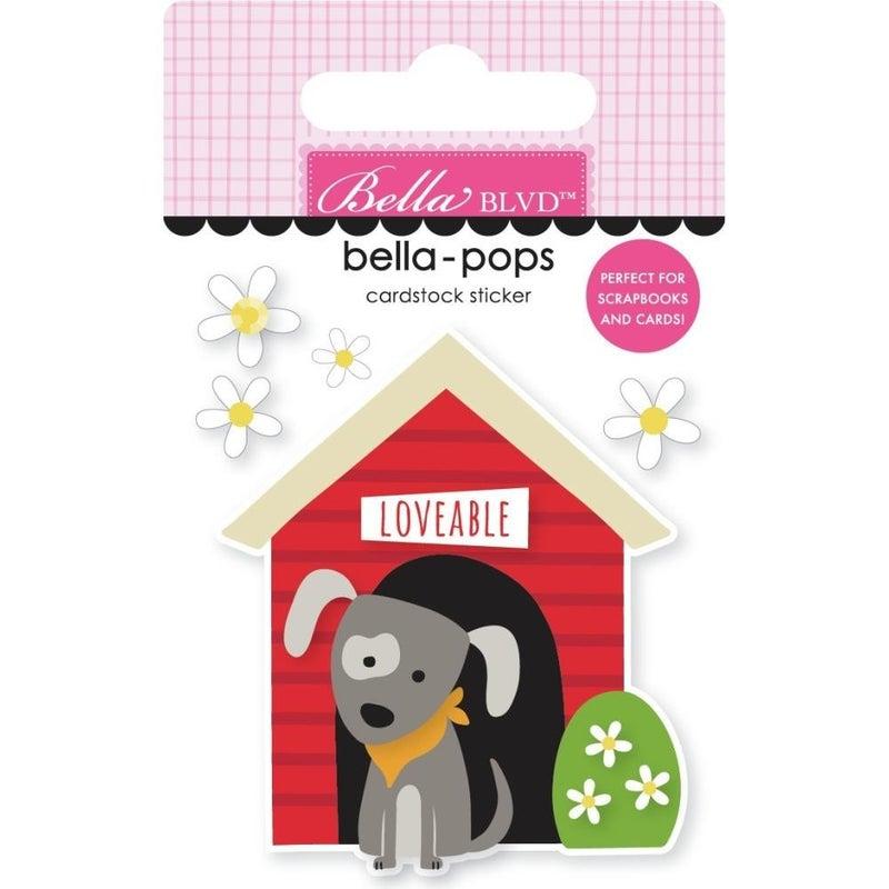 Doghouse Bella-pop
