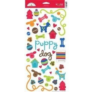 Puppy Love 6x12 Sticker Sheet