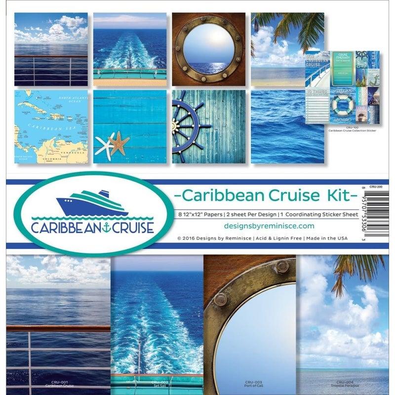 Caribbean Paper Pack