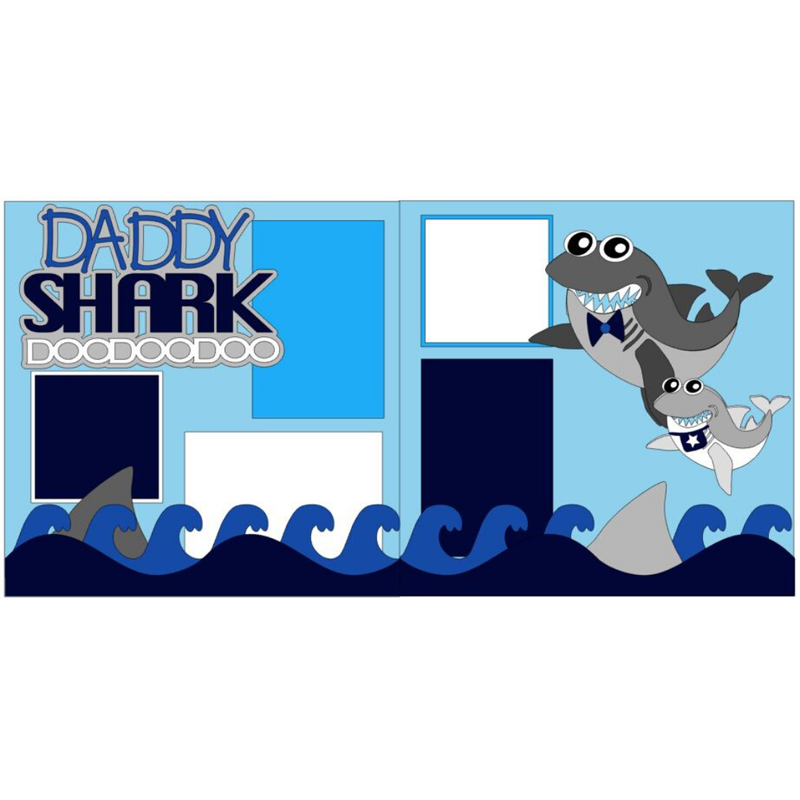 Daddy Shark Kit