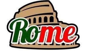 Rome Title Unassembled Die Cut Title Set