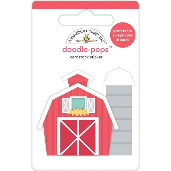 Red Barn Farm DoodlePop