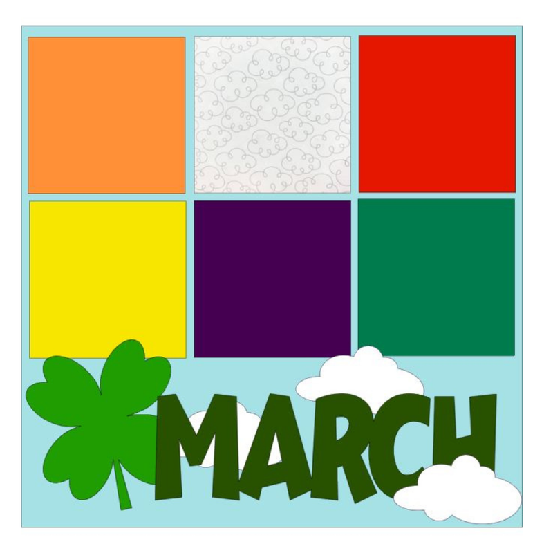 March Month Kit