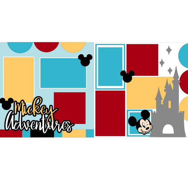 Mickey Adventures Kit