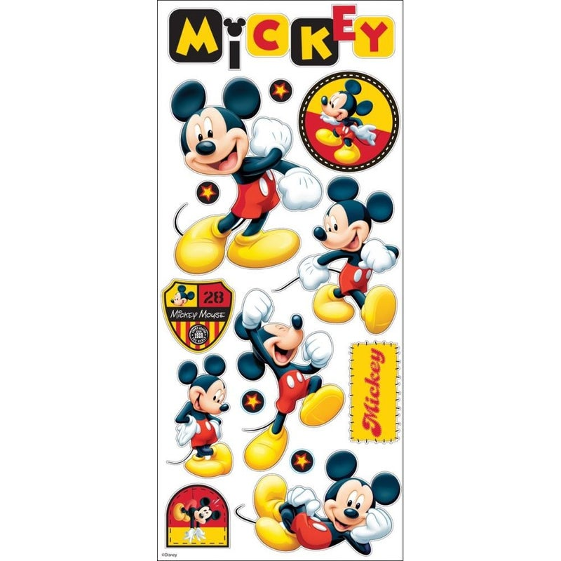 Disney Large Flat Stickers