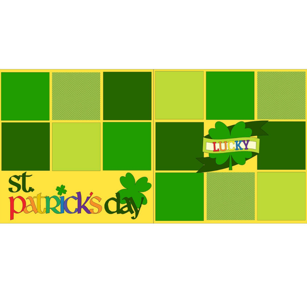 St  Patrick's Day Kit