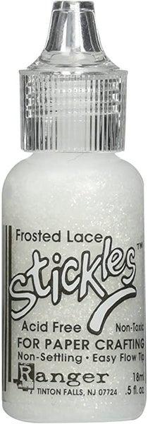 Stickles Glitter Glue - Frost Lace