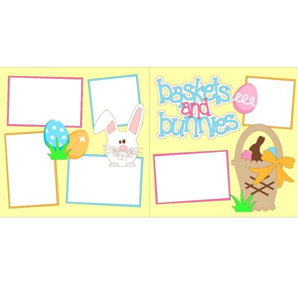 Baskets & Bunnies Easter Kit