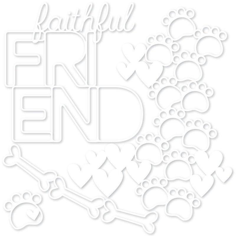 Bella Besti Cutouts - Faithful