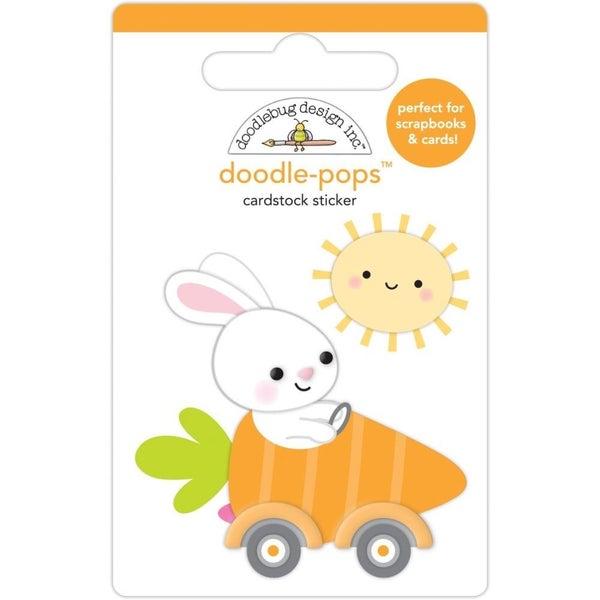 Bunny Home Easter Doodlepop