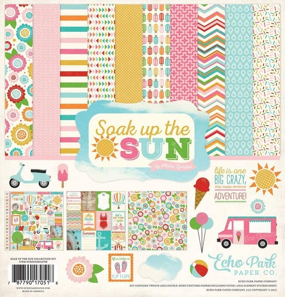 Soak Up the Sun Collection Kit