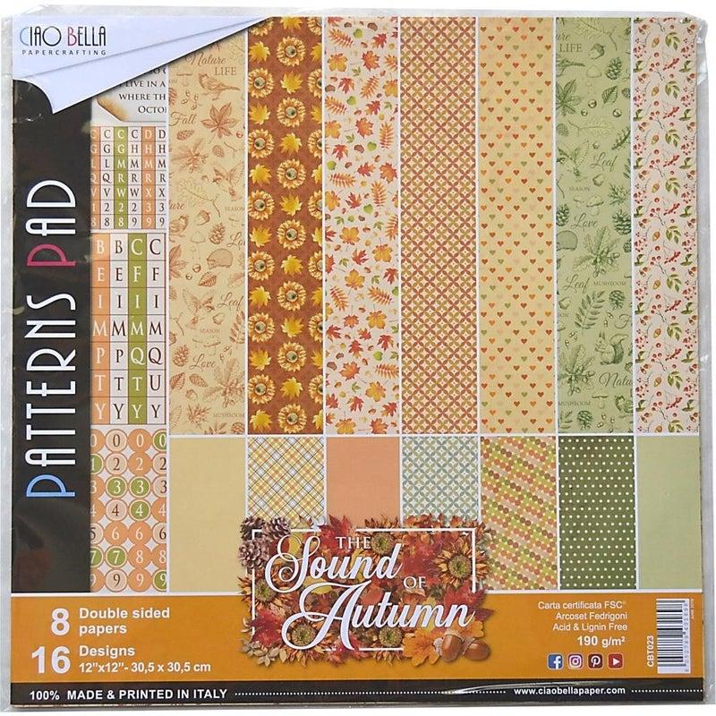 Sound of Autumn Paper Pad