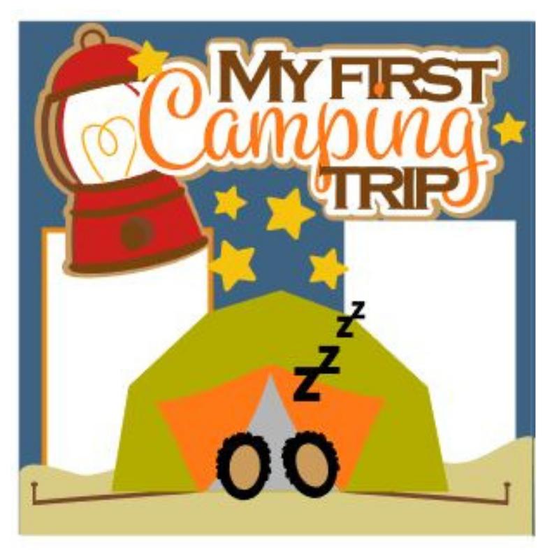 My 1st Camping Trip Kit