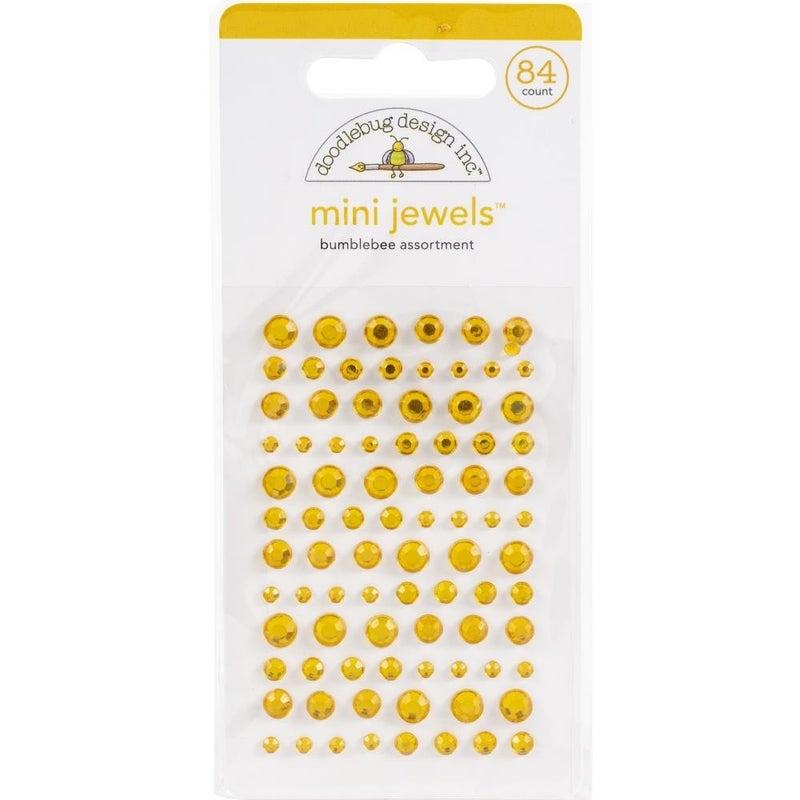 Doodlebug Mini Jewels - Bumblebee