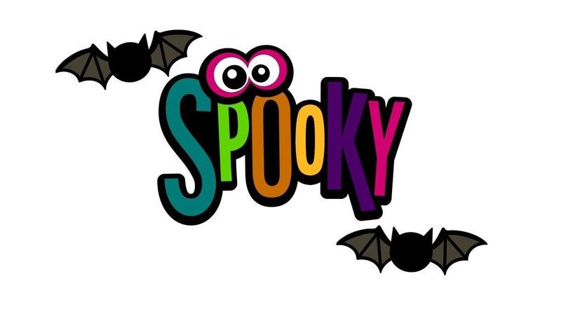 Spooky Die Cuts