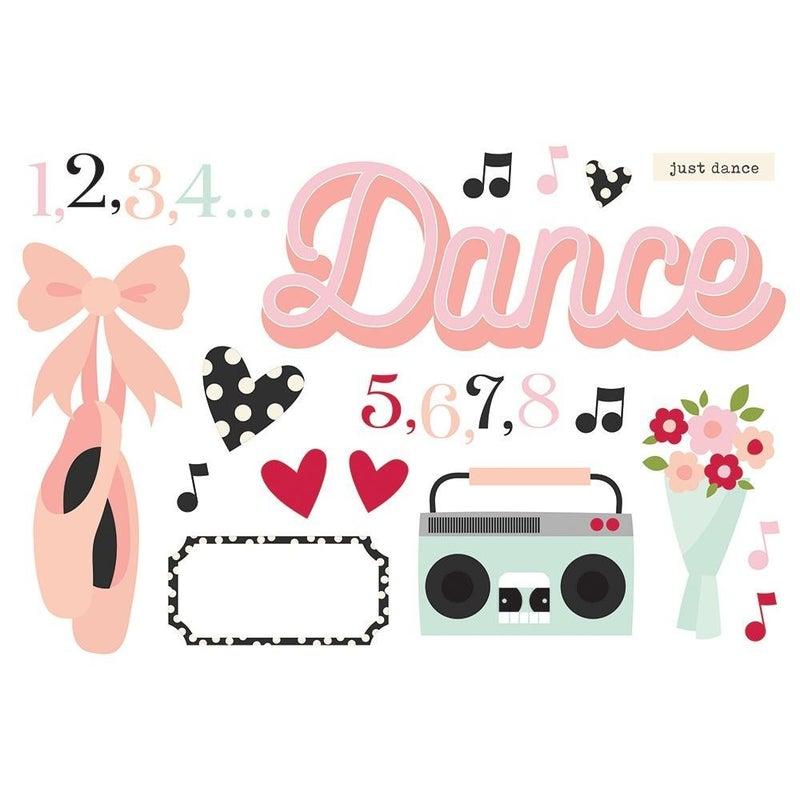 Dance Page Pieces