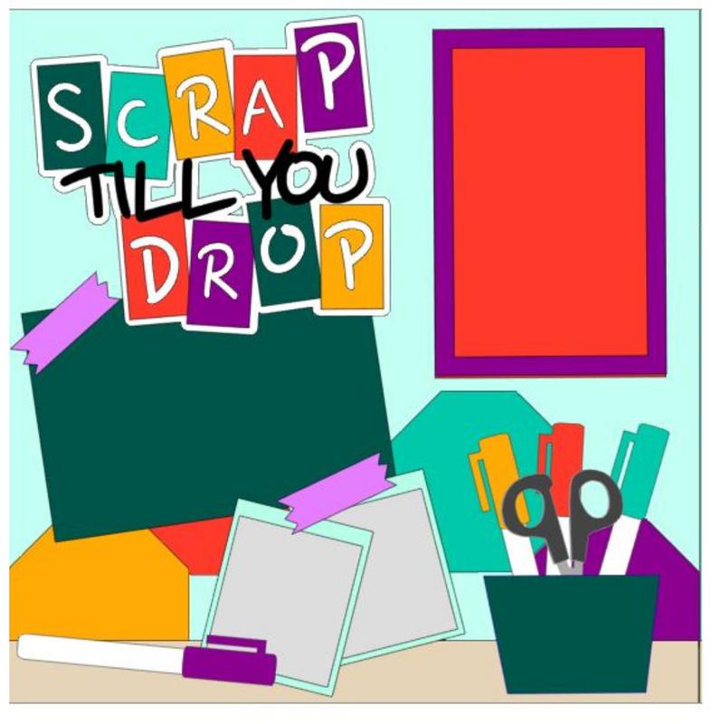 Scrap til You Drop Kit