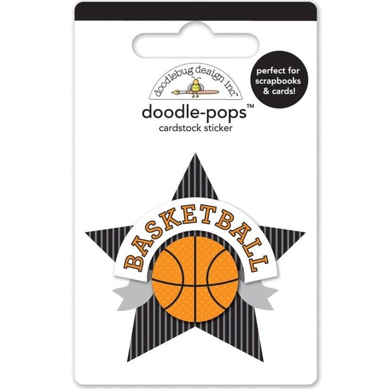 Slam Dunk Basketball Doodlepop