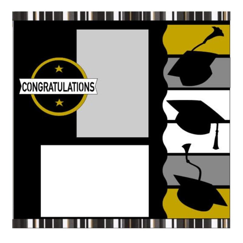 Hats Off Congratulations Kit