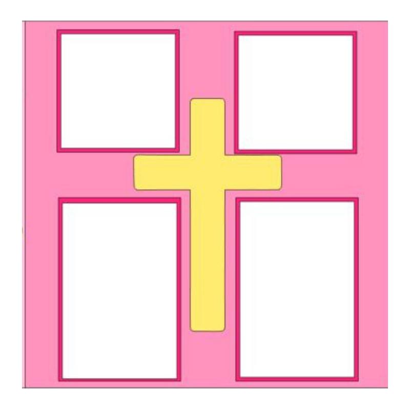 Baptism Pink Kit