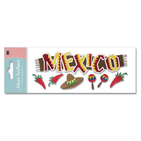 Mexico 3D Title