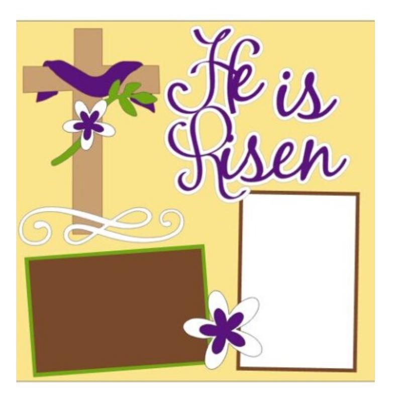 He is Risen kit
